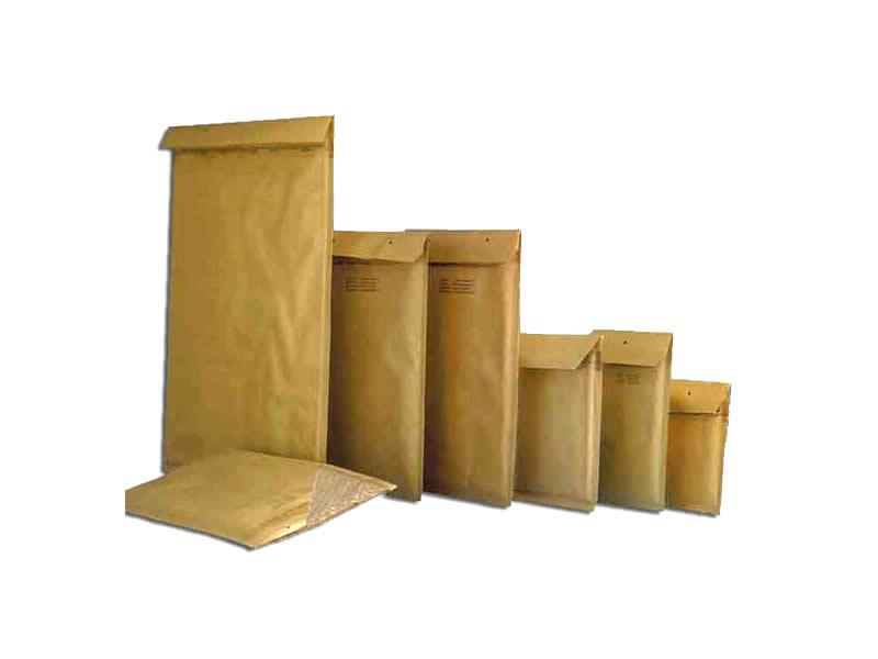 Sobres Acolchados con sistema de cierre autoadhesivo para inspección postal