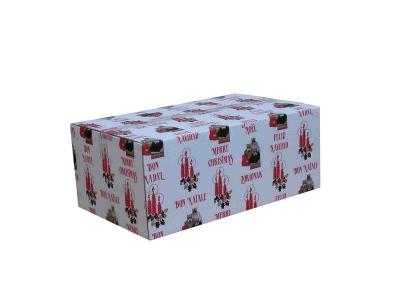 Caja CESTA 2 de navidad 650x400x250 mm