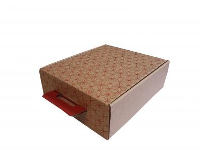ESTUCHE 2-N de cartón 280x340x110 mm
