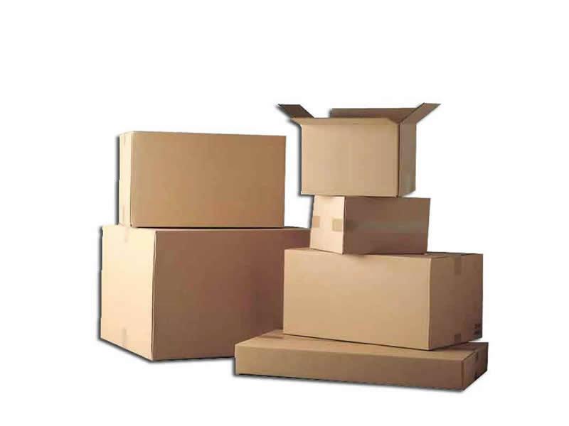 Cajas de cartón, amplia gama de medidad y posibilidad de fabricar cantidades pequeñas según su necesidad